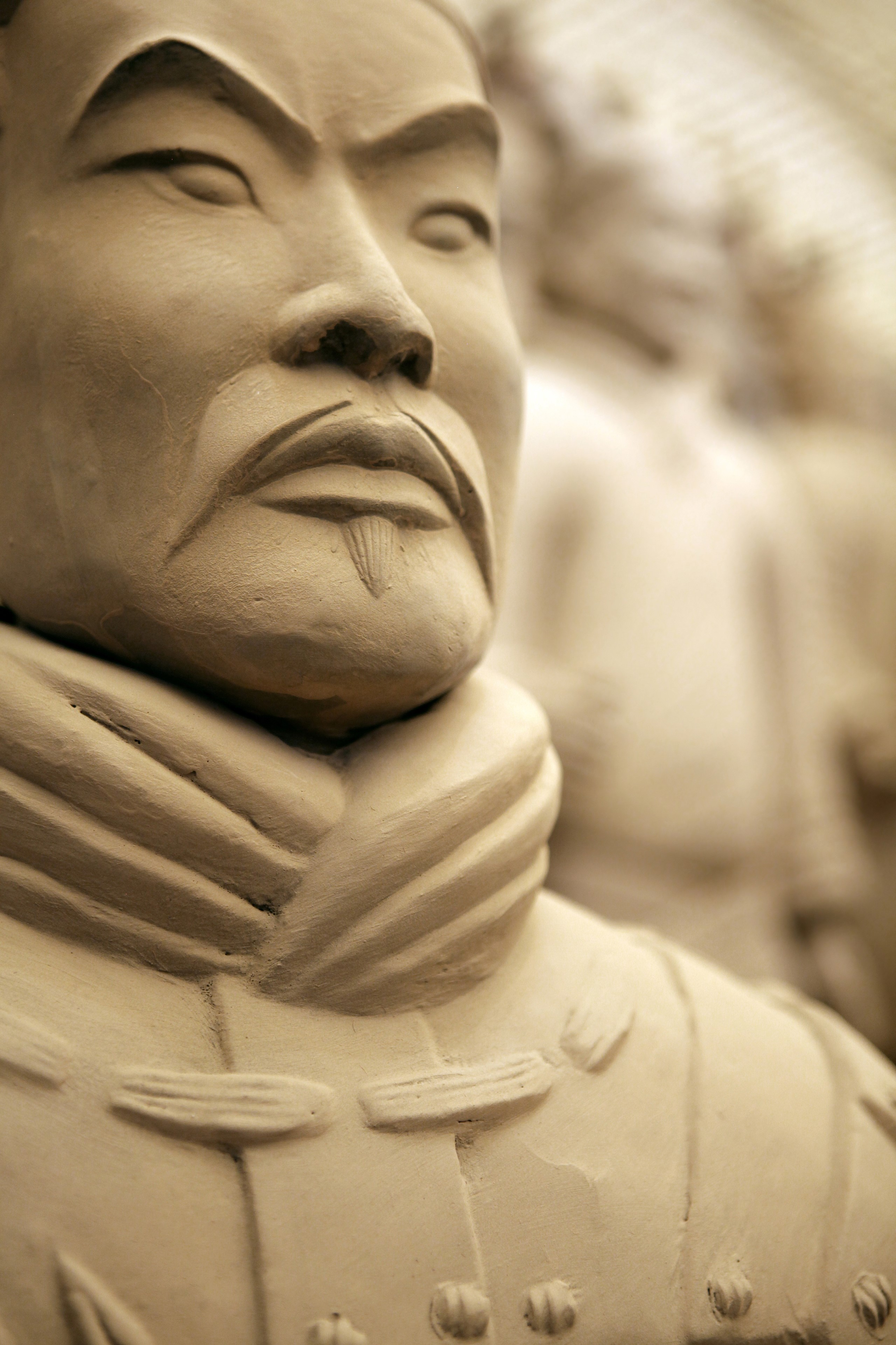 One of the mighty Terracotta Warriors