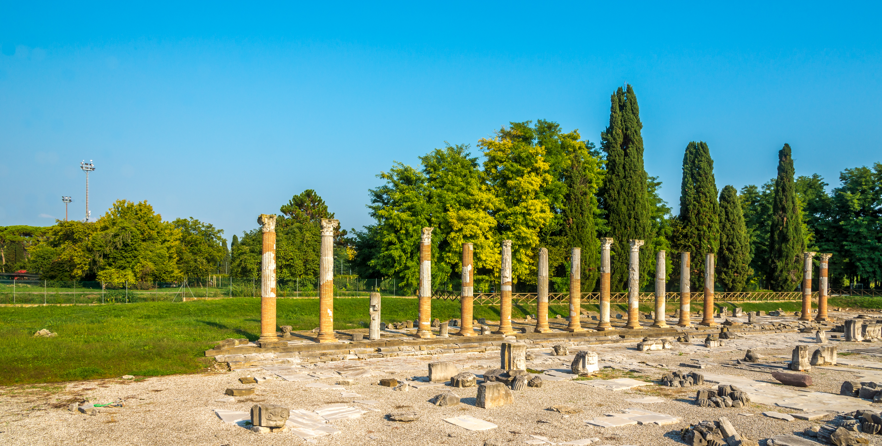 Archaeological area of Aquileia