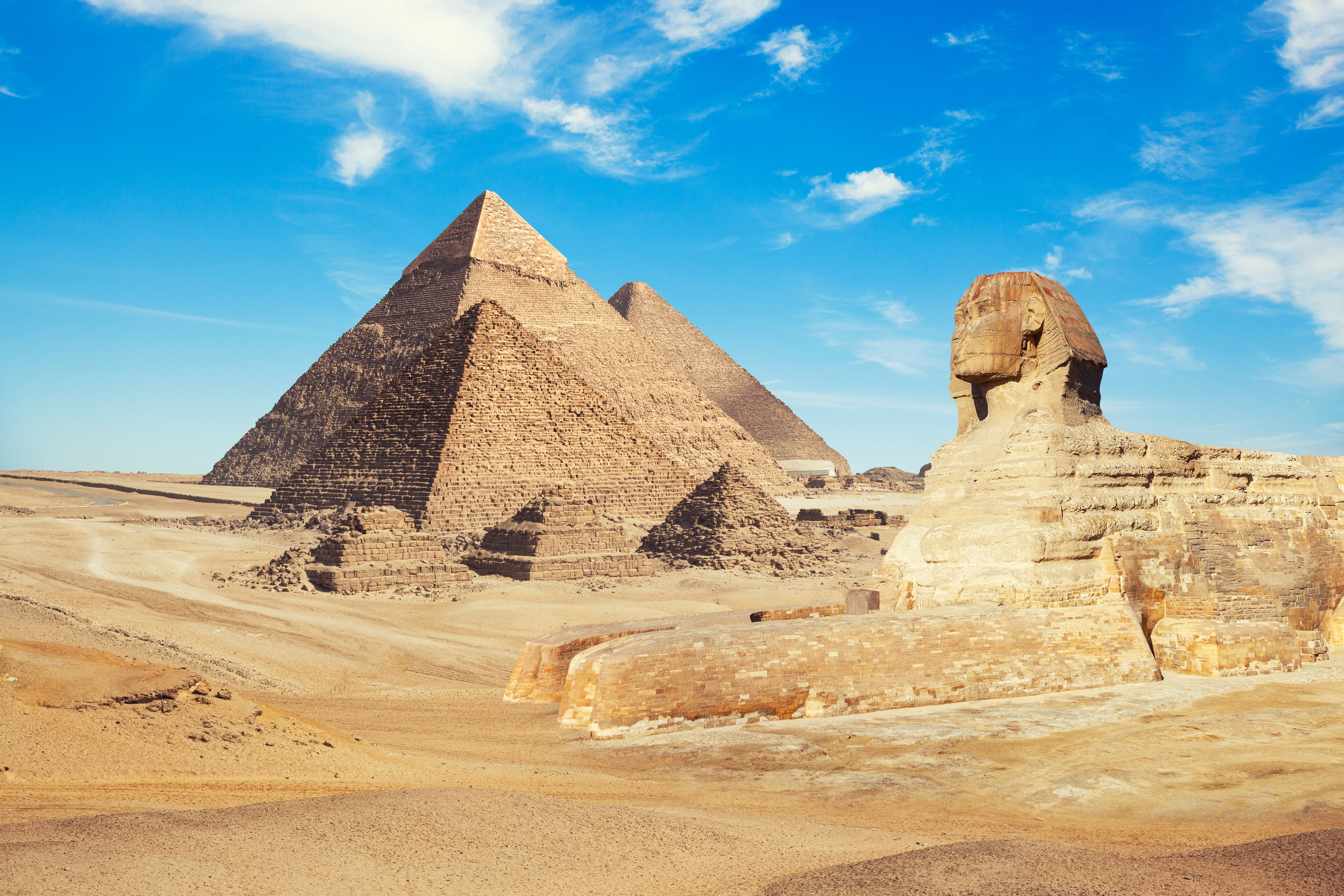 Egypt - Pharaohs and Pyramids